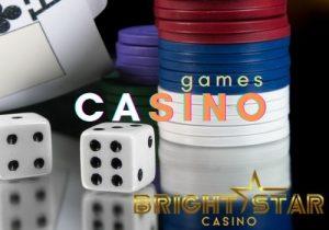 bright star casino games