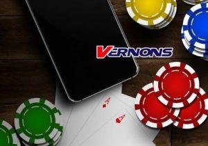 vernons casino mobile gaming
